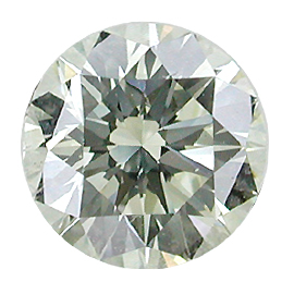 1.21 ct Round Diamond : K / VS1