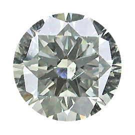 2.01 ct Round Diamond : J / SI2