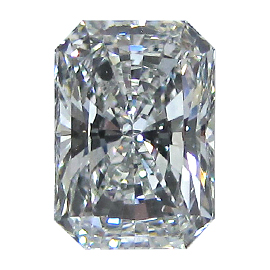 1.59 ct Radiant Diamond : E / VVS1