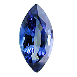 1.32 ct Marquise Sapphire : Fine Royal Blue