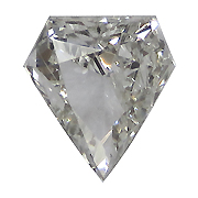 0.19 ct I / SI1 Diamond Shape Diamond