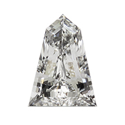 1.11 ct E / SI1 Bullet Diamond