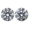 Matching Round Diamond Pair