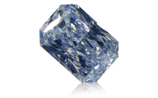Fancy Blue Diamonds