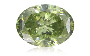 Fancy Green Diamonds
