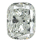5.01 ct Cushion Cut Diamond : I / VVS1