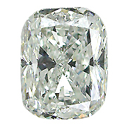0.74 ct Cushion Cut Diamond : L / VS1