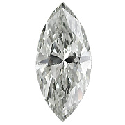 0.50 ct Marquise Diamond : D / SI1