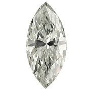 0.57 ct Marquise Diamond : L / SI2