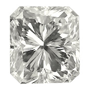 1.40 ct Radiant Diamond : M / SI2