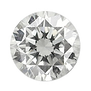 0.30 ct Round Diamond : J / SI1