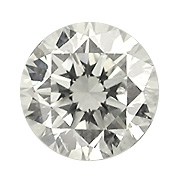 0.80 ct Round Diamond : K / SI1