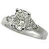 Platinum 1.80cttw Diamond Ring