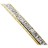 18K Yellow Gold 17.00cttw Diamond Bracelet