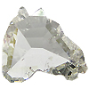0.94 ct H / SI1 Horse Head Diamond