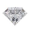 0.44 ct G / VS2 Fancy Diamond