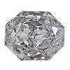 0.19 ct E / SI1 Unique & Fantasy Diamond