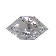 0.20 ct H / SI1 Fancy Marquise Diamond