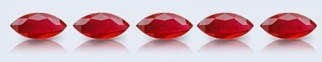 Calibrated Rubies