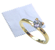 Diamond Jewelry Care