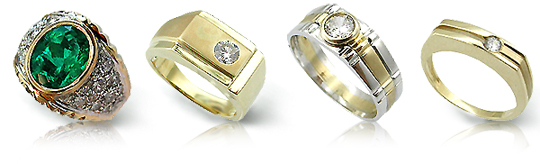 Men's Diamond Fashion Rings Men s rings